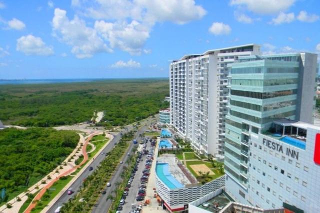 loft in malecon las americas cancun property for sale