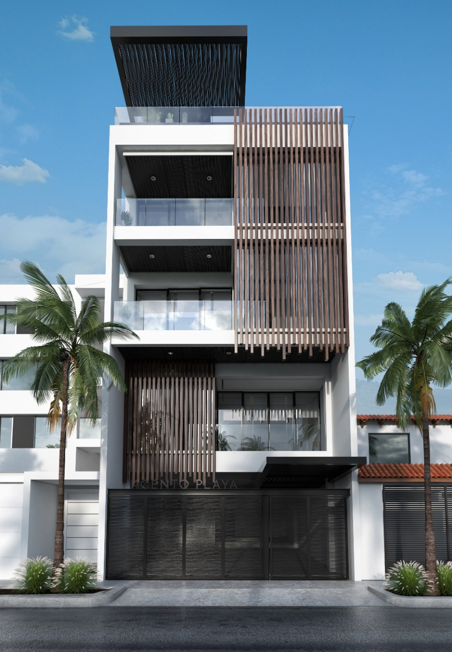 1 BD Condo 500 mts from the Beach