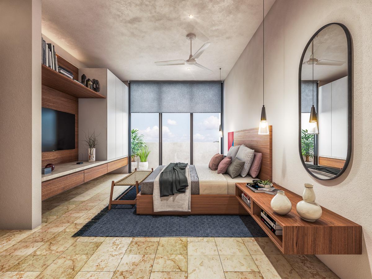 1-Bedroom Condo in Fifth Avenue