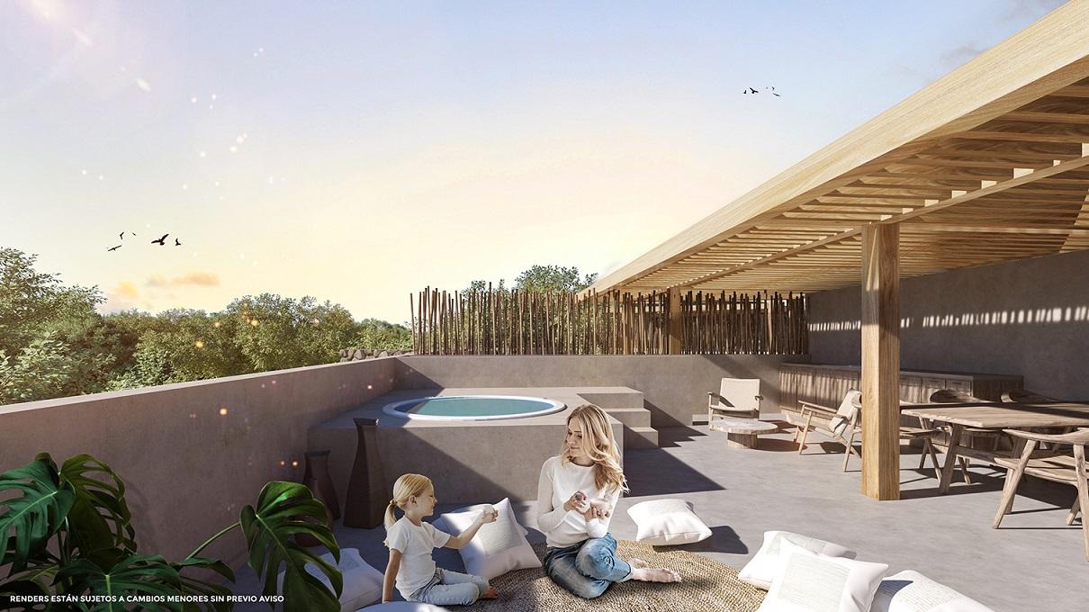 2 bedroom penthouse inside Bahia Principe