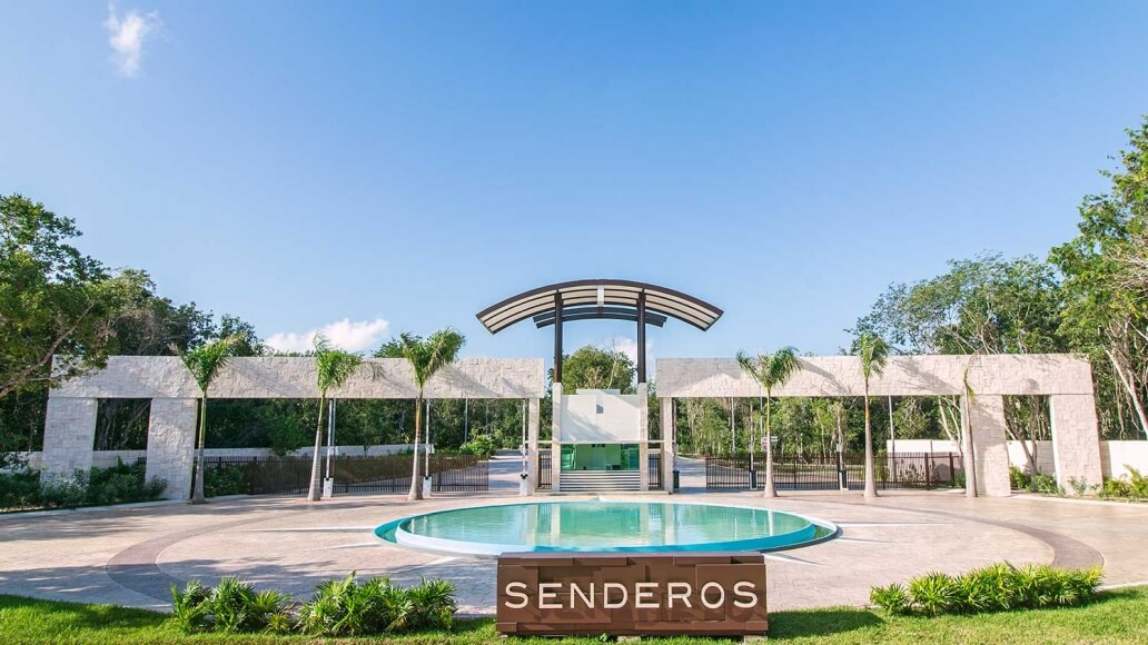 Residential lot in Senderos de Mayakoba