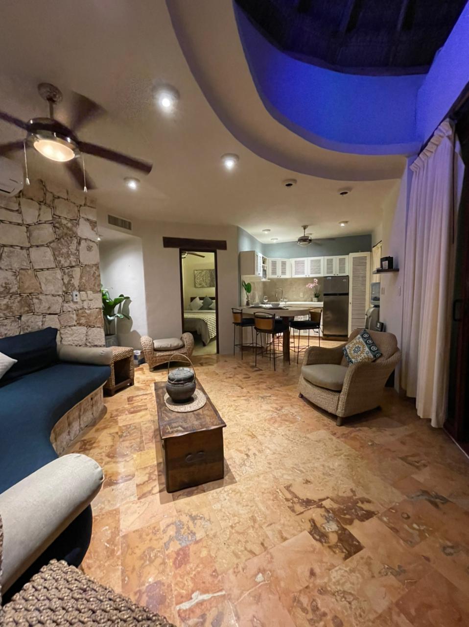 2-Bedroom Penthouse – Beach Walking Distance!