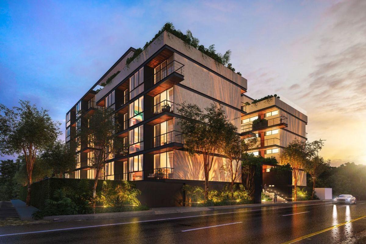 Unique Style Condominium For Sale in North of Mérida