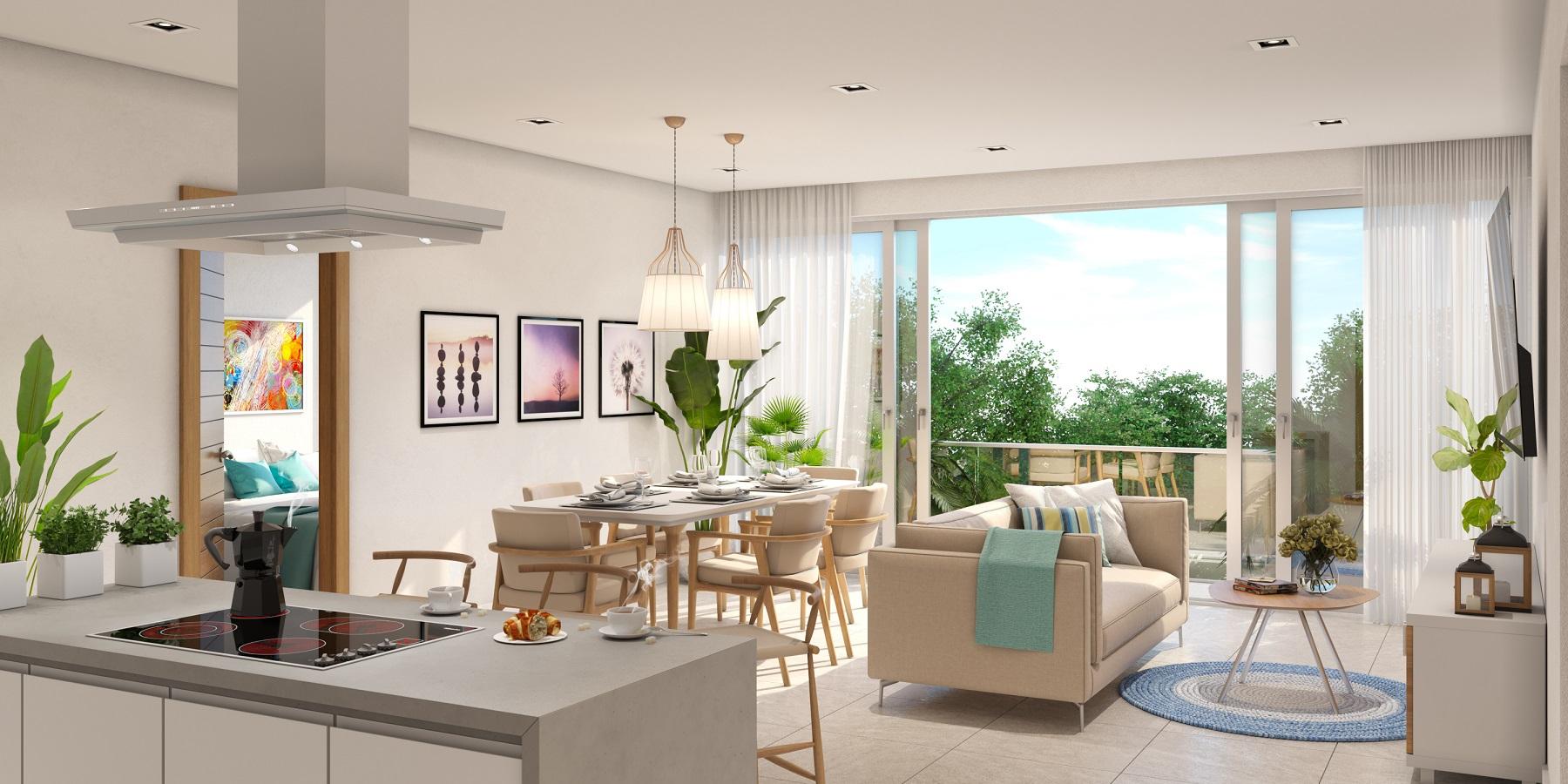 2 bedroom penthouse for sale in Playa del Carmen