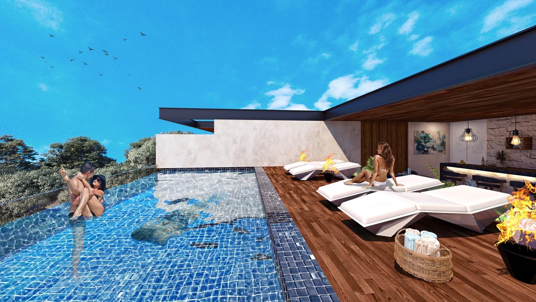 3 bedroom condo in splendid development