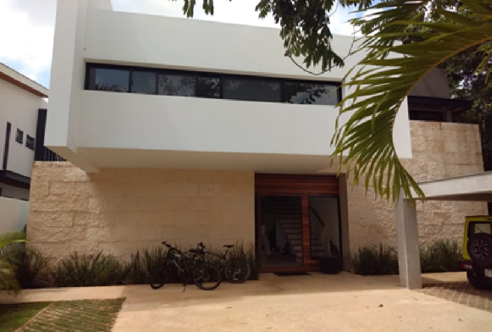 Two bedroom lakefront residence