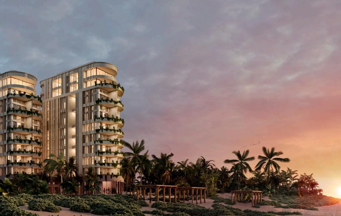 Sale of beautiful apartments located at kilometer 34 of the Yuca