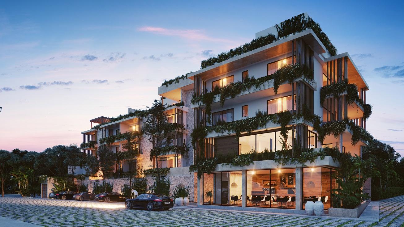 2 bedroom apartment in La veleta.