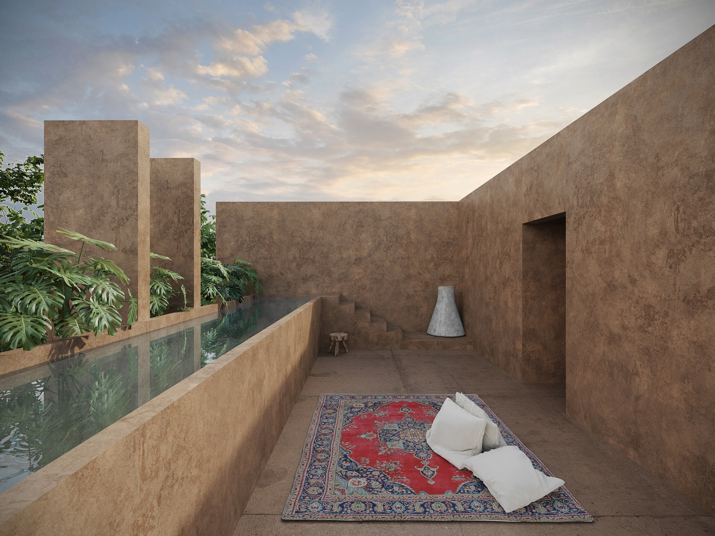 Exclusive villa in Astonishing project