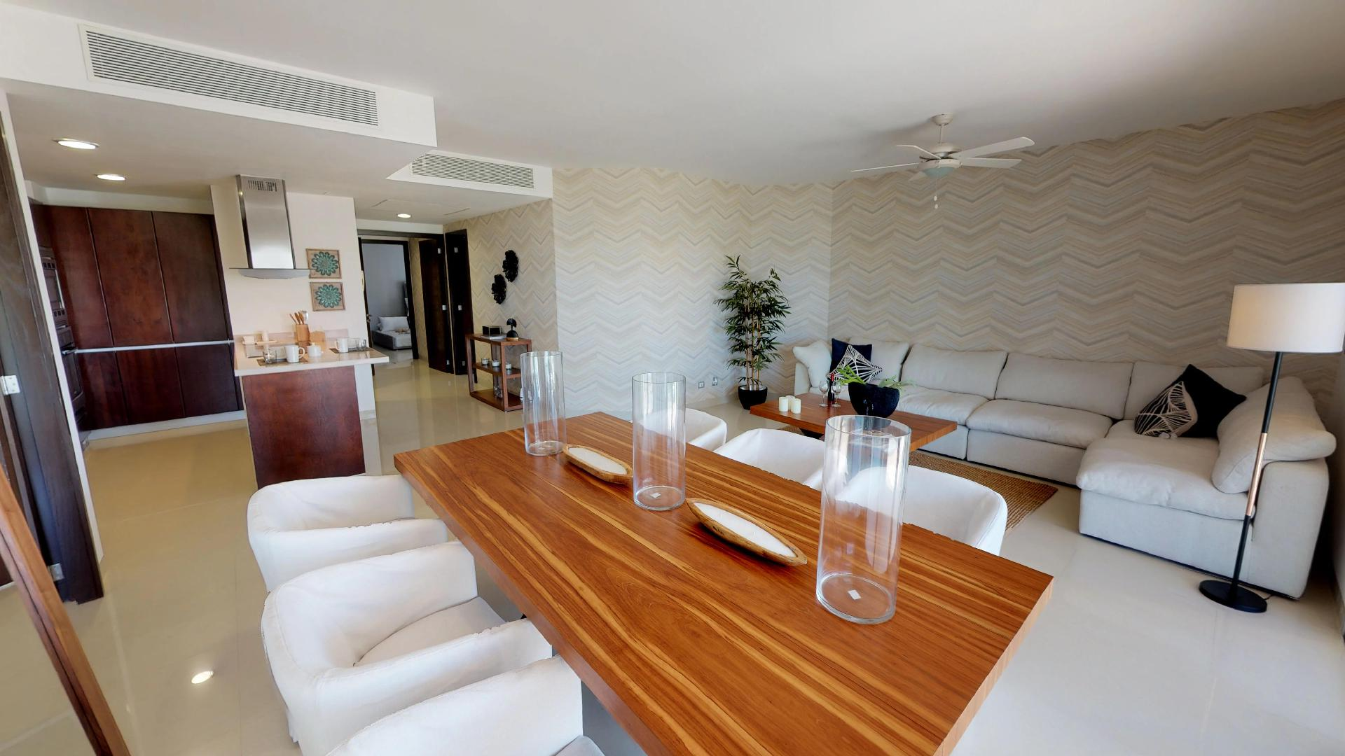 Luxury 3 Bedroom Condo in Exclusive Beachfront Community!