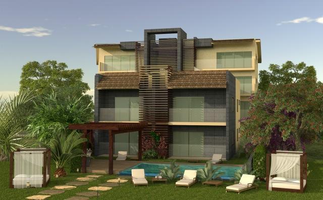 8875 Exclusive Twelve Apartment Development in Puerto  - Condo